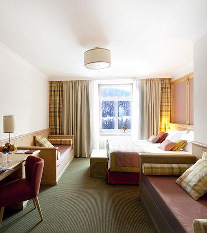 Hotel SCHLOSS FAMILY AND SPA PONTRESINA ELVETIA