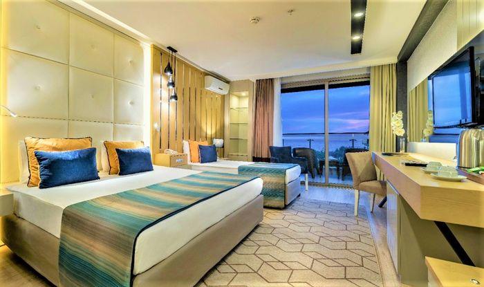 Hotel SELGE BEACH RESORT SIDE TURCIA