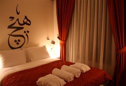 Hotel SENATUS ISTANBUL TURCIA