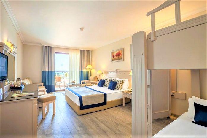 Hotel SENTIDO TURAN PRINCE SIDE TURCIA