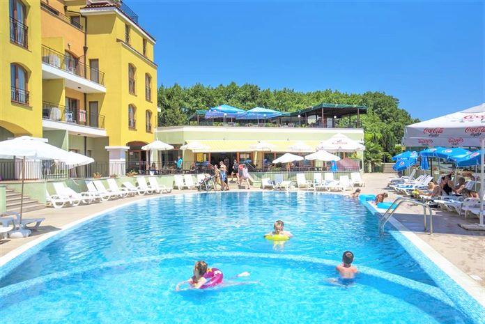 Hotel SERENA RESIDENCE SOZOPOL BULGARIA