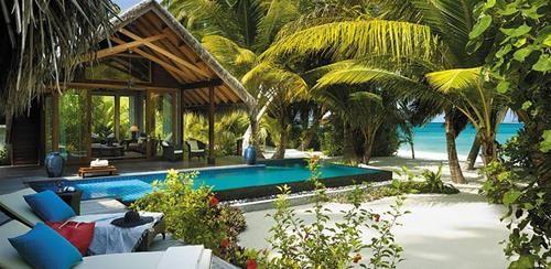 Hotel SHANGRI LAS VILLINGILI RESORT & SPA ADDU ATOLL MALDIVE