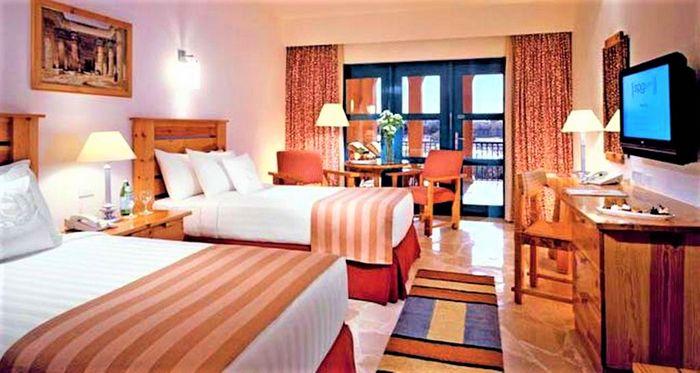 Hotel SHERATON MIRAMAR EL GOUNA HURGHADA EGIPT