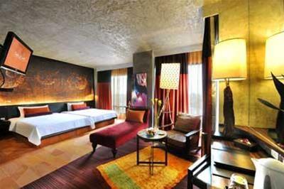 Hotel SIAM@SIAM DESIGN PATTAYA