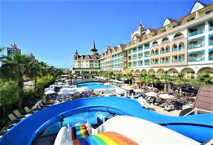 Hotel SIDE CROWN PALACE SIDE TURCIA