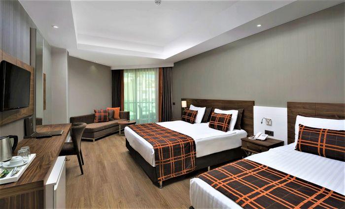 Hotel SIDE SUNGATE ANTALYA TURCIA