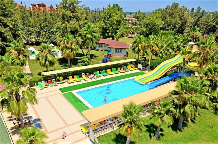 Hotel SIDELYA SIDE TURCIA