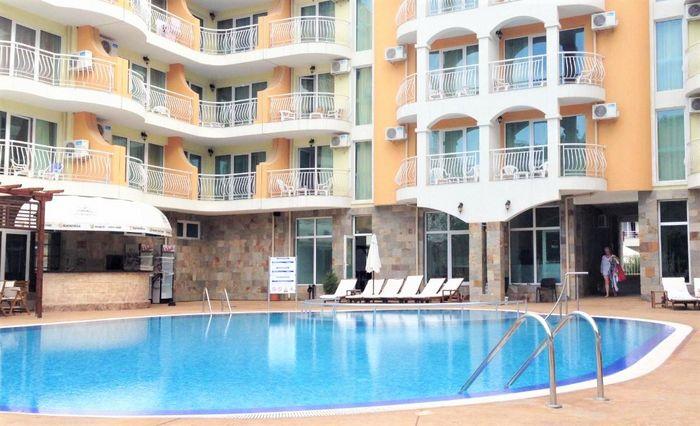 Hotel SILVER SPRINGS SUNNY BEACH BULGARIA