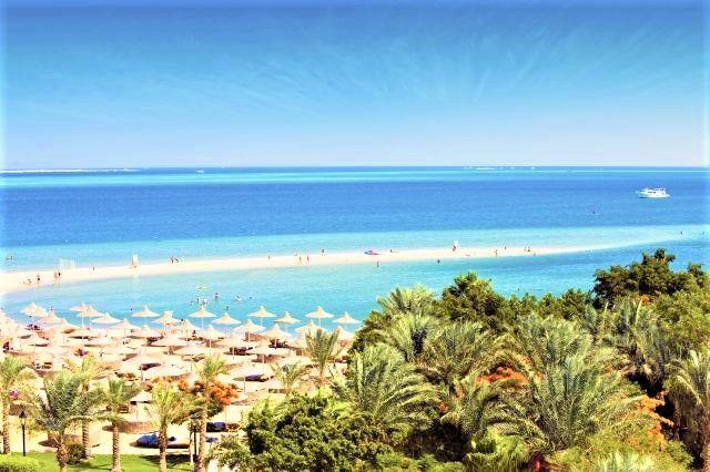 Hotel SIVA GRAND BEACH HURGHADA EGIPT