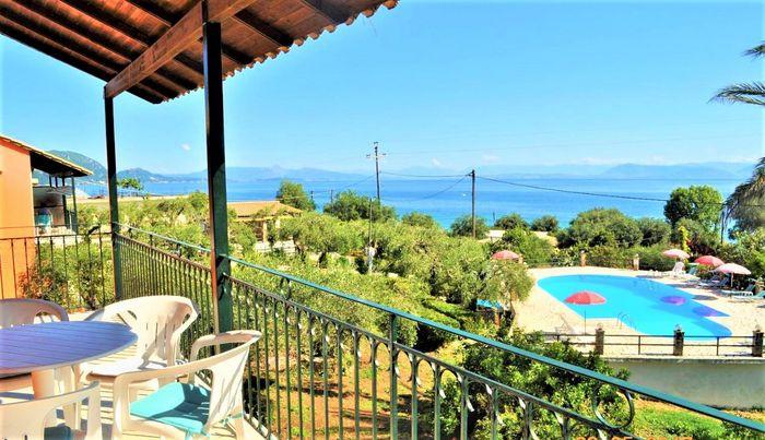 Hotel SOFIA APARTAMENTS CORFU GRECIA