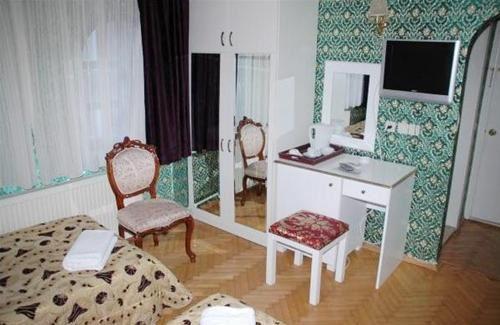 Hotel SULTANS EYE ISTANBUL TURCIA