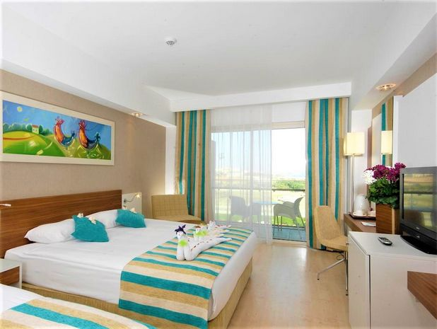 Hotel SUNIS EVREN BEACH RESORT AND SPA