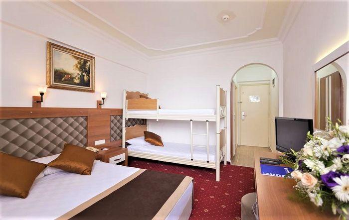 Hotel SUNMARITIM ALANYA TURCIA