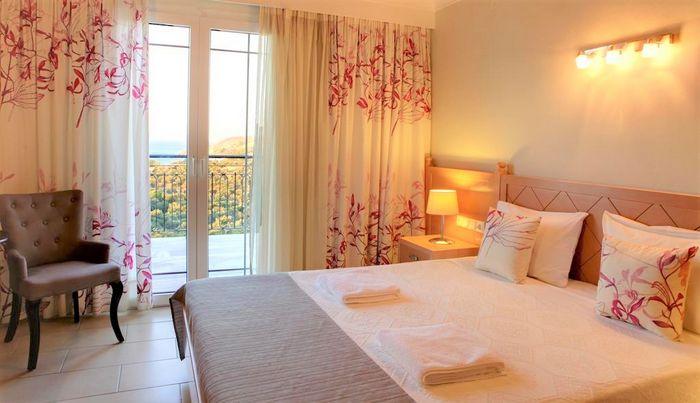 Hotel SUNRISE RESORT Lesbos GRECIA