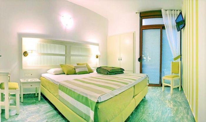 Hotel SUNSET Lesbos GRECIA