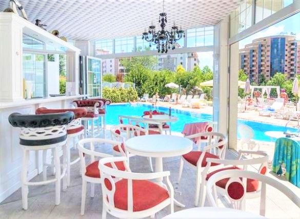 Hotel SUNSET SUNNY BEACH BULGARIA