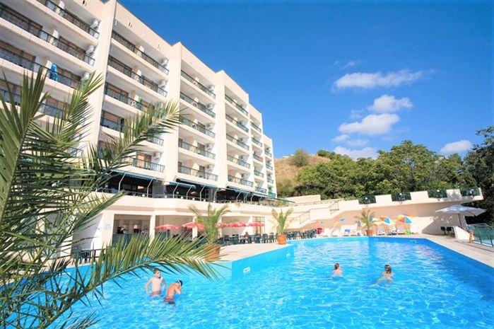 Hotel SUNSHINE MAGNOLIA AND SPA Nisipurile de Aur BULGARIA