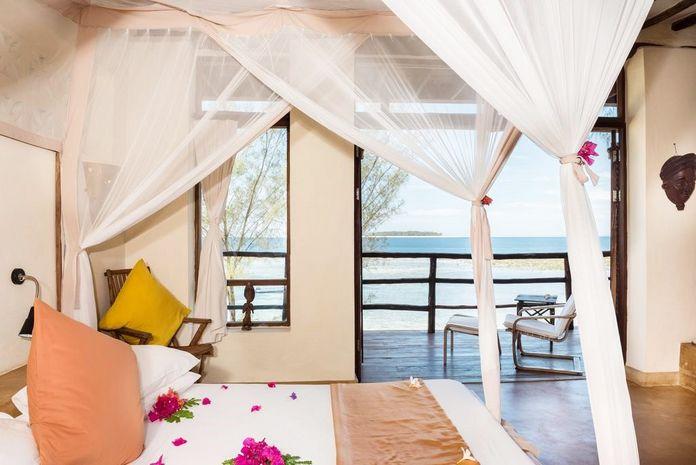 Hotel Sunshine Marine Lodge Pwani Mchangani