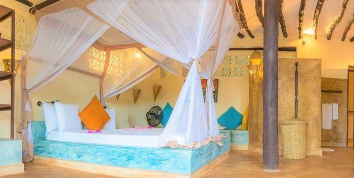 Hotel Sunshine Marine Lodge Pwani Mchangani ZANZIBAR