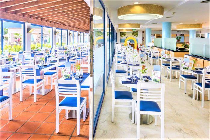 Hotel TAHITI PLAYA Santa Susanna SPANIA