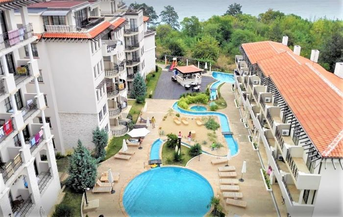 Hotel THE CLIFF BEACH AND SPA OBZOR BULGARIA
