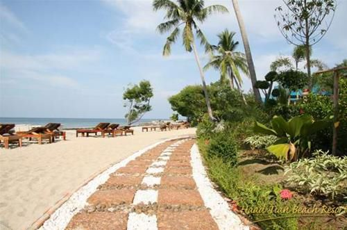 Hotel THE HAAD TIAN BEACH RESORT KOH TAO THAILANDA