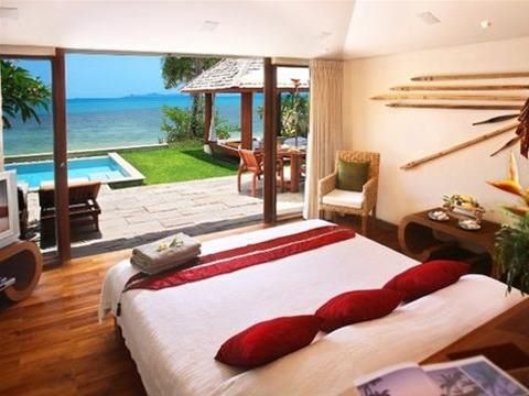Hotel THE SUNSET BEACH RESORT AND SPA KOH SAMUI