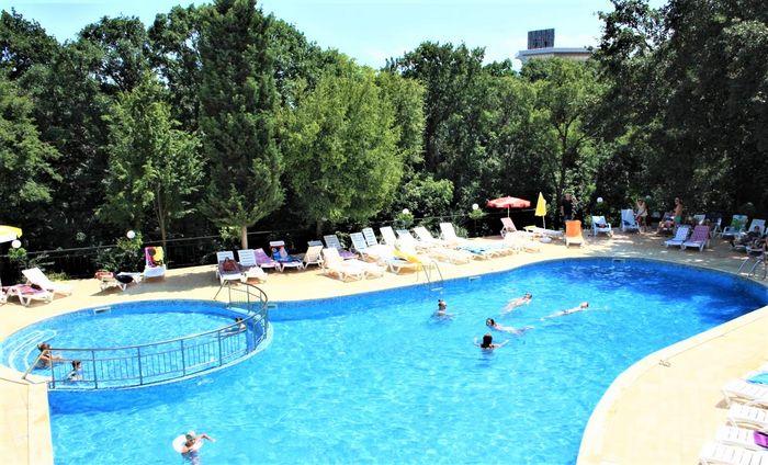 Hotel TINTYAVA Nisipurile de Aur BULGARIA