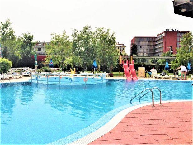 Hotel TRAKIA GARDEN SUNNY BEACH BULGARIA