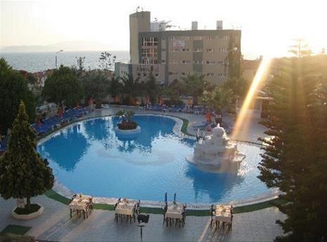 Hotel TROPICANA GARDEN KUSADASI TURCIA