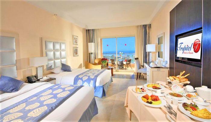 Hotel TROPITEL SAHL HASESH HURGHADA EGIPT