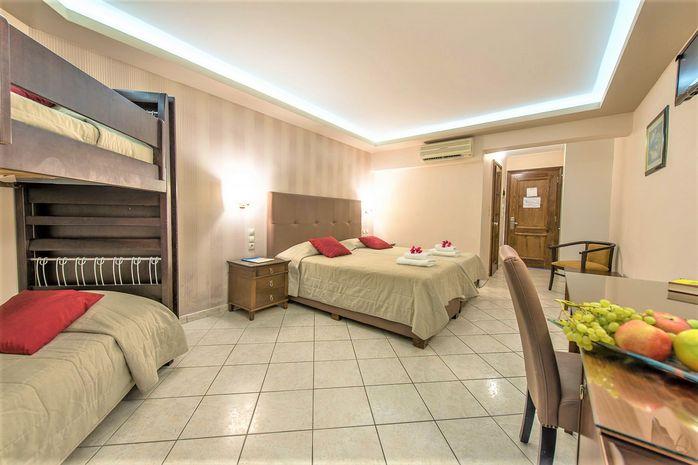 Hotel TSILIVI BEACH ZAKYNTHOS GRECIA