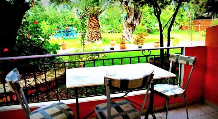 Hotel VILLA VERDE FENIA LEFKADA GRECIA