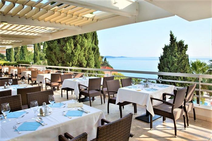Hotel VILLAS MLINI Mlini CROATIA