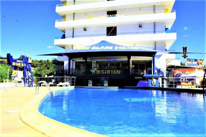 Hotel VLADISLAV VARNENCHIK Nisipurile de Aur BULGARIA