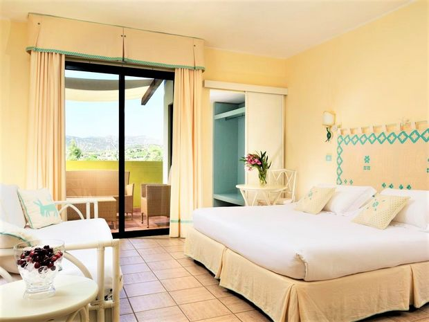 Hotel VOI VALTUR TANKA VILLAGE SARDINIA ITALIA