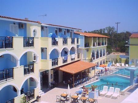 Hotel VOSSOS ZAKYNTHOS GRECIA