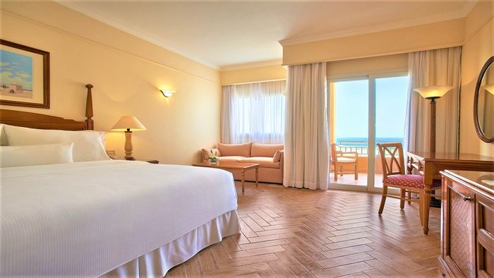 Hotel WESTIN SOMA BAY GOLF RESORT & SPA HURGHADA EGIPT