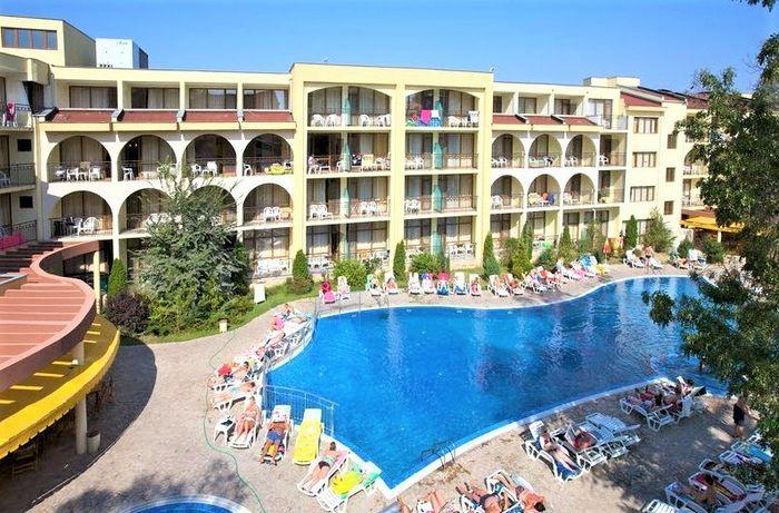 Hotel YAVOR PALACE SUNNY BEACH BULGARIA
