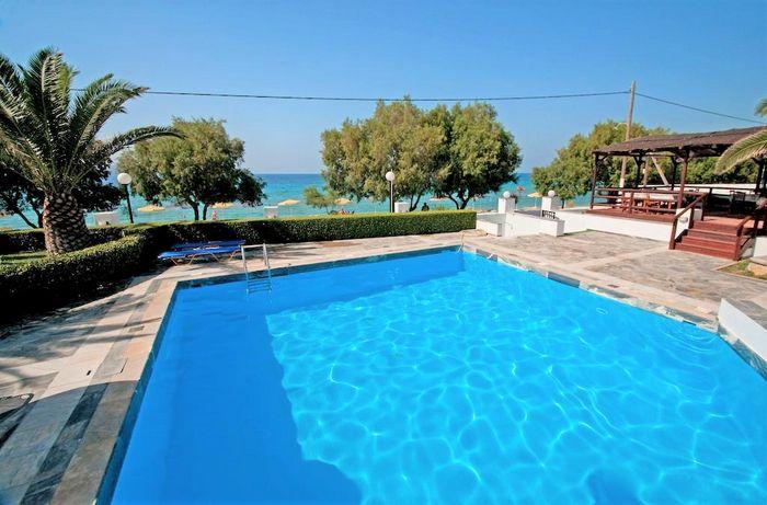 Hotel ZEFIROS BEACH Samos GRECIA