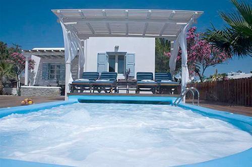 Hotel ZEPHYROS MYKONOS GRECIA