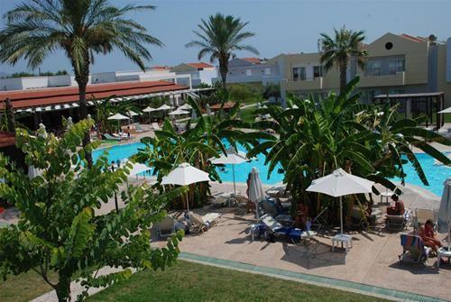 Hotel ZORBAS BEACH RHODOS GRECIA
