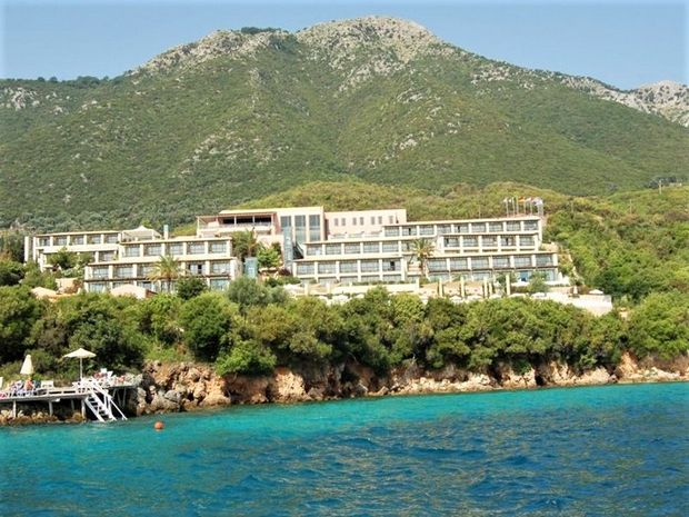 IONIAN BLUE HOTEL BUNGALOWS AND SPA RESORT