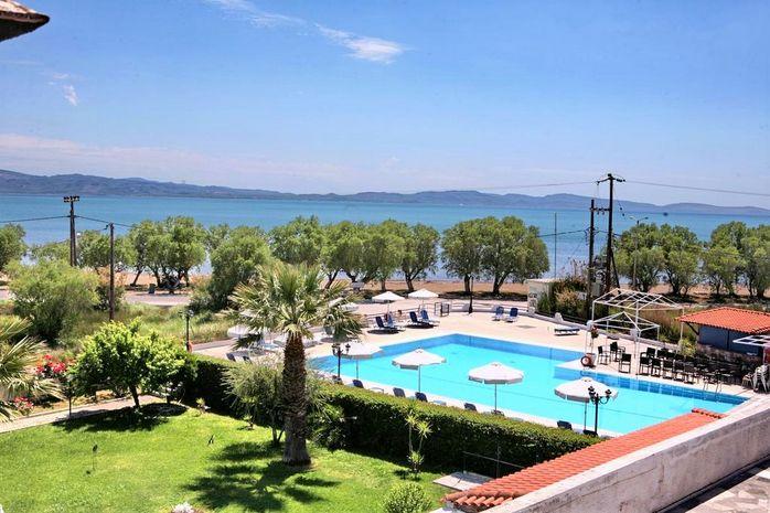 KALLONI BAY GRECIA