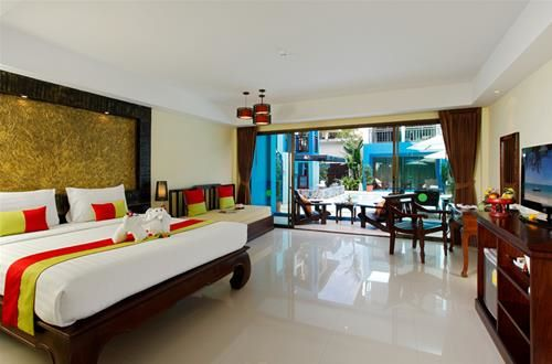 KHAO LAK DIAMOND BEACH RESORT AND SPA THAILANDA