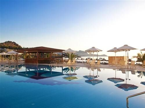 MAREBLUE LINDOS BAY GRECIA