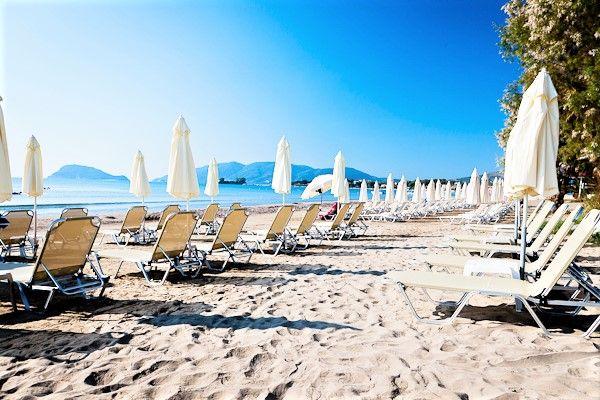 MEDITERRANEAN BEACH GRECIA