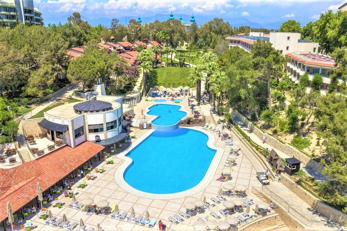 MELAS HOLIDAY VILLAGE TURCIA