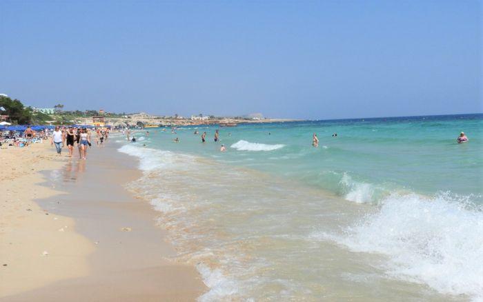 MELISSI BEACH CIPRU