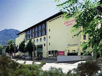 MERCURE SALZBURG KAPUZINERBERG
